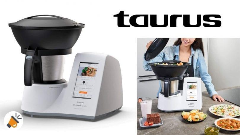 robot cocina taurus SuperChollos
