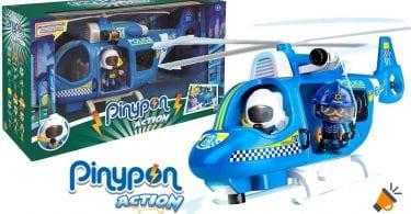 oferta pinypon action helicoptero policia barato SuperChollos