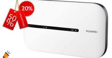 oferta HUAWEI Mobile WiFi E5576 barato SuperChollos