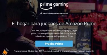 amazon prime gaming juegos gratis SuperChollos