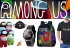 oferta merchandising Among us SuperChollos