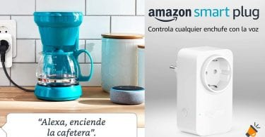 oferta Amazon Smart Plug barato SuperChollos