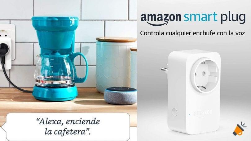 oferta Amazon Smart Plug barato SuperChollos