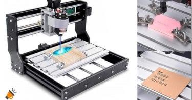 oferta maquina grabado laser cnc 3018 pro barata SuperChollos