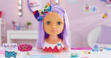 oferta Nancy un dI%CC%81a de secretos de belleza Violeta barata SuperChollos