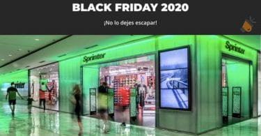 black friday sprinte SuperChollos