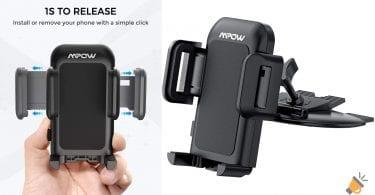 oferta soporte movil mpow barato SuperChollos