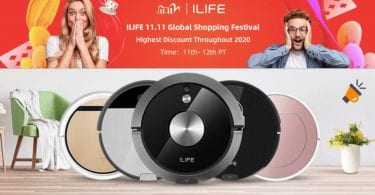 Ofertas iLIFE aliexpress SuperChollos