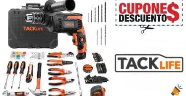 oferta juego herramientas tacklife barato SuperChollos