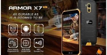 oferta Ulefone Armor X7 Pro barato SuperChollos