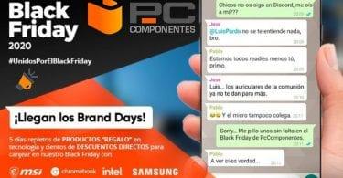 Brand Days a PcComponentes SuperChollos