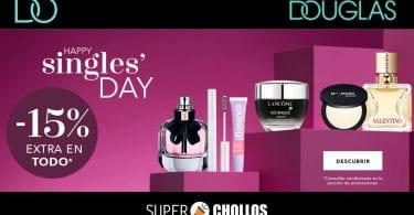 OFERTAS Singles Day de DOUGLAS SuperChollos