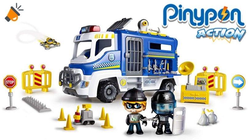 oferta Pinypon Action Furgo%CC%81n de Operaciones Especiales barato SuperChollos