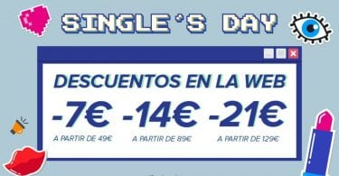 ofertas singles day druni SuperChollos
