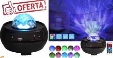 oferta proyector cielo estrellado barato SuperChollos