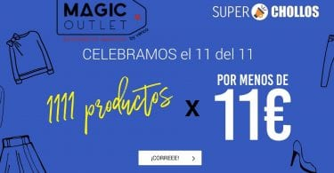 ofertas singles day magic outlet SuperChollos