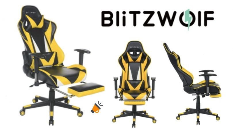 oferta BlitzWolf%C2%AE BW GC2 Silla Gaming barata SuperChollos