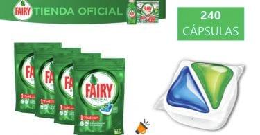 OFERTA pack fairy all in one barato SuperChollos