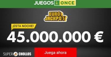 Eurojackpot once SuperChollos