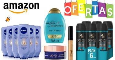 ofertas amazon productos belleza baratos SuperChollos