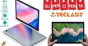 oferta TECLAST P20HD barata SuperChollos