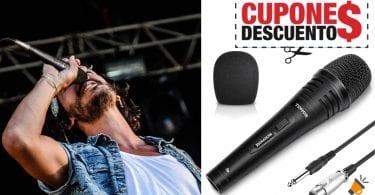 oferta microfono tonor TN492BL barato SuperChollos