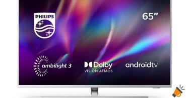 oferta Philips 65PUS8505 Ambilight barata SuperChollos