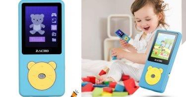 oferta Reproductor MP3 Zacro barato SuperChollos