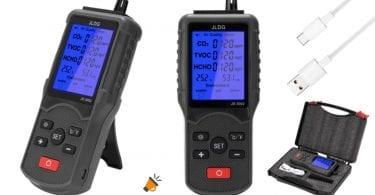 oferta detector portatil calidad aire barato SuperChollos