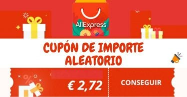 cupon aleatorio aliexpress SuperChollos