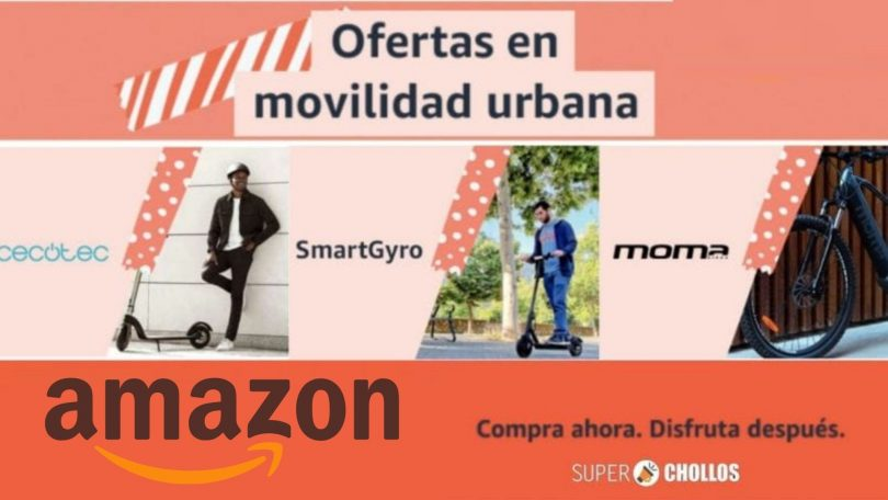 ofertas amazon bicicletas electricas baratas SuperChollos