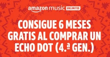 6 meses gratis amazon music unlimited superchollos SuperChollos