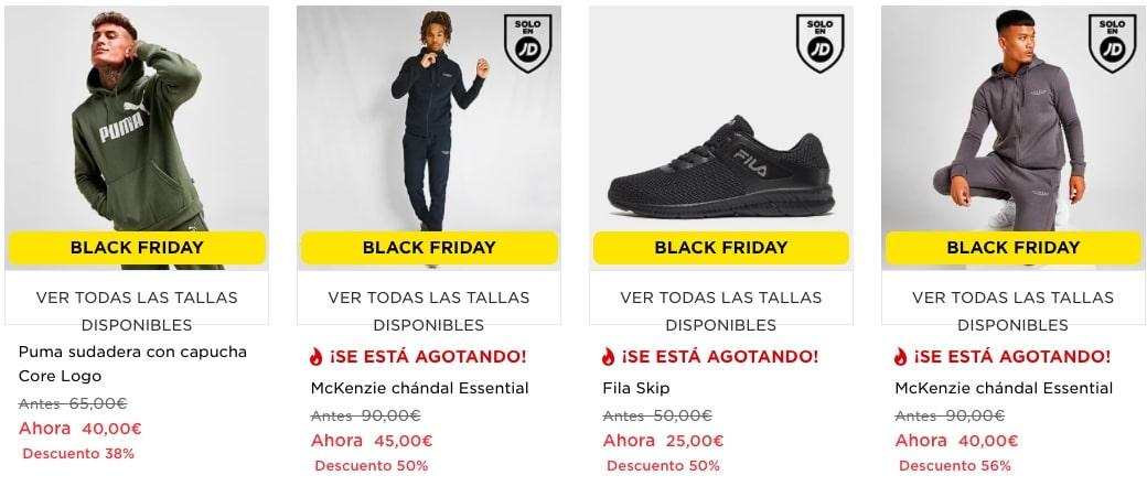 Black Friday JDSports6 SuperChollos