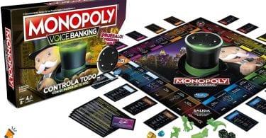 oferta Monopoly Voice Banking barato SuperChollos