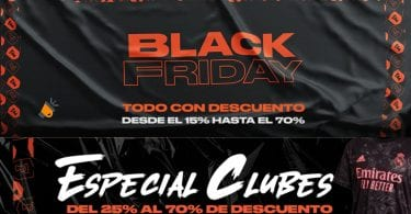 black friday futbol factory SuperChollos