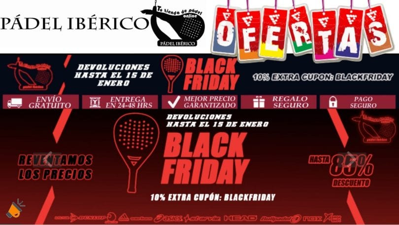Black Friday Pa%CC%81del Ibe%CC%81rico SuperChollos