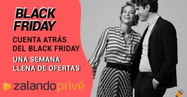 BLACK FRIDAY ZALANDO PRIVE SuperChollos