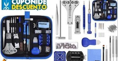 oferta Kit Reparacio%CC%81n de Relojes Vastar barato SuperChollos