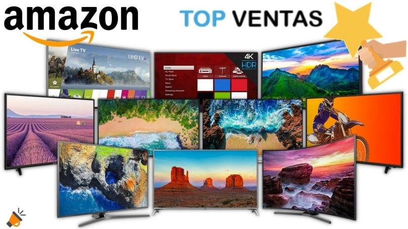 top 10 televisiones amazon SuperChollos