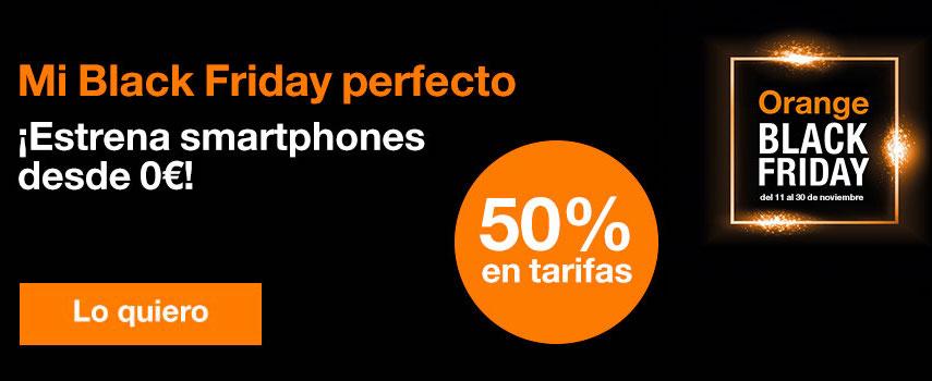 orange black friday SuperChollos