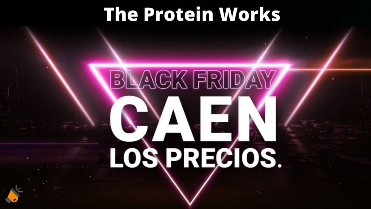 ofertas black friday The Protein Works scaled SuperChollos