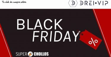 black friday dreivip SuperChollos