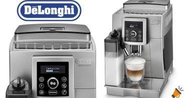 oferta Delonghi ECAM 23.460 cafetera barata SuperChollos