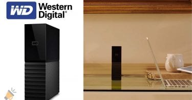 oferta Western Digital My Book barato SuperChollos