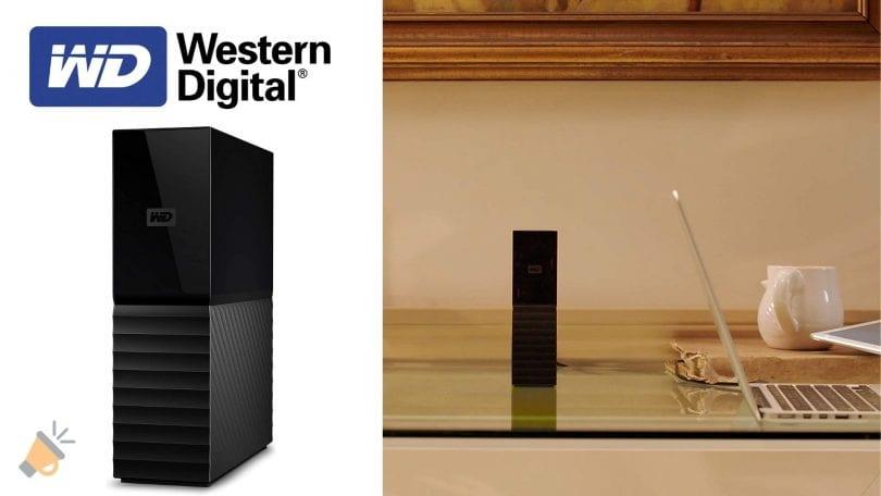oferta Western Digital My Book barato SuperChollos
