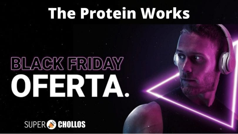 black friday protein works SuperChollos