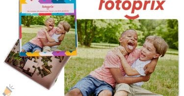 oferta Fotoprix Puzzle personalizado barato 1 SuperChollos