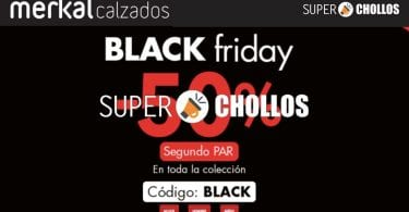 Black Friday Merkal Calzados SuperChollos