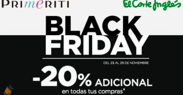 black friday primeriti SuperChollos