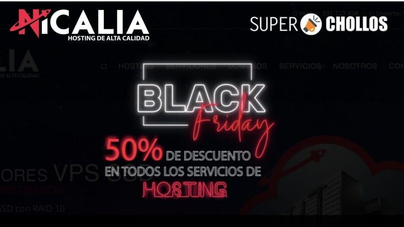 oferta Black Friday Nicalia SuperChollos